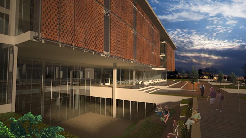 dodofis mimarlık ofisi belediye  hizmet binası fauye