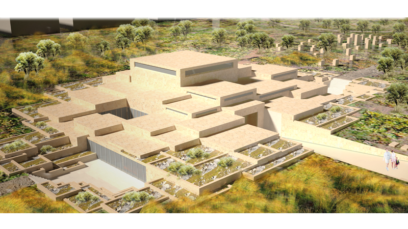 dodofis mimarlık ofisi rauf denktaş anıt mezarı museum