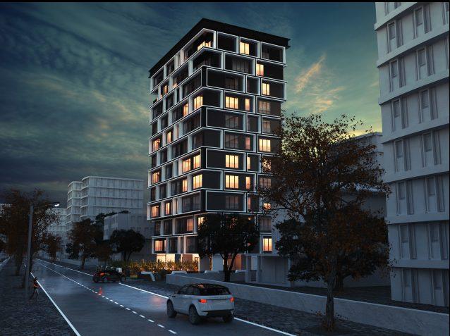 Kadıköy Housing Project, 2017