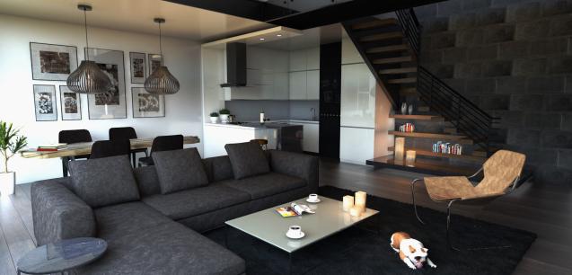 dodofis mimarlık ofisi istanbul kentsel dönüşüm kadıköy iç mimarlık Kadıköy housing project