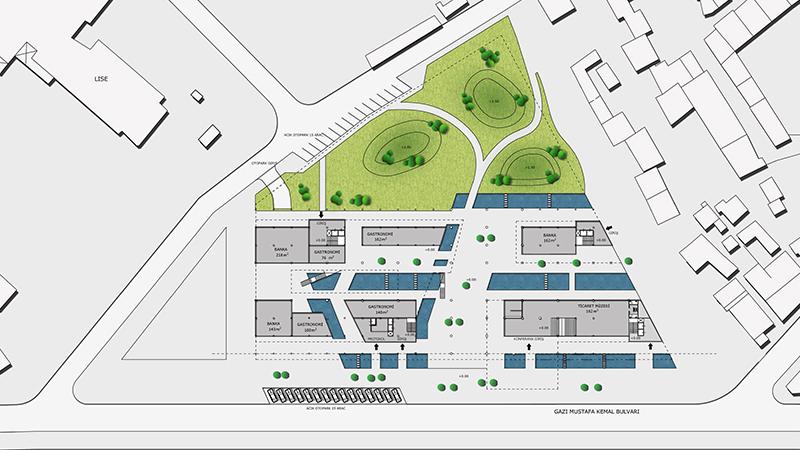 dodofis mimarlık ofisi mersin ticaret odası plan