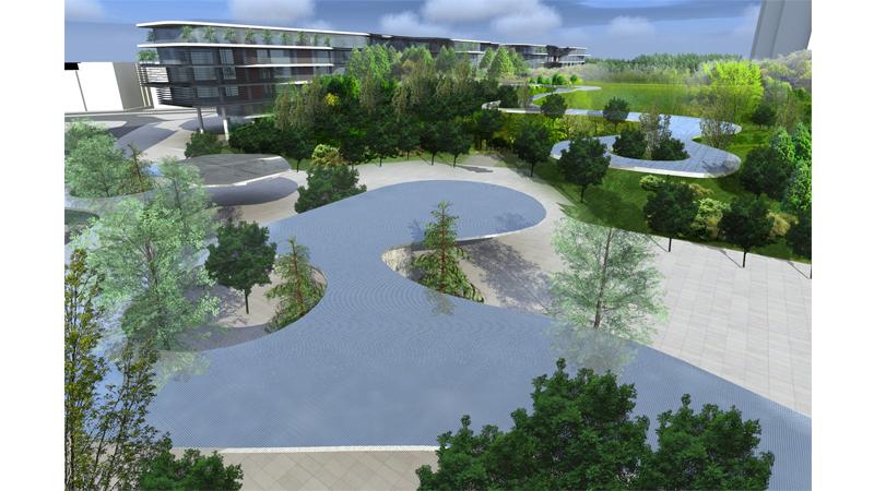 dodofis mimarlık ofisi taksim meydanı gezi parkı fırat doğan render 3