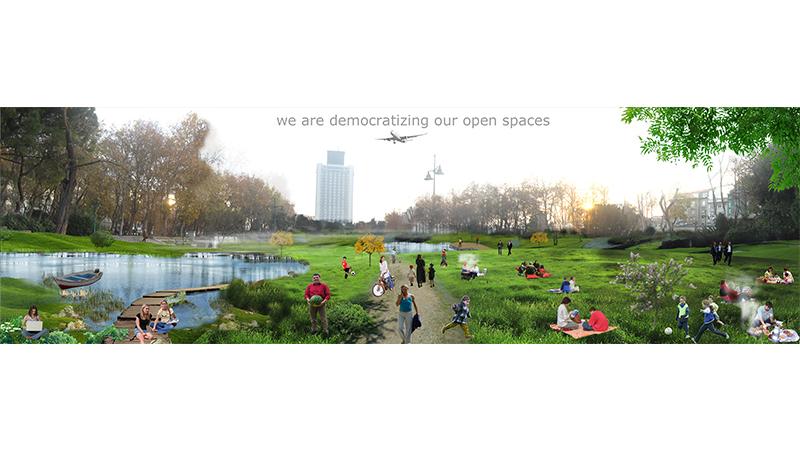 dodofis mimarlık ofisi taksim meydanı gezi parkı fırat doğan görsel 2
