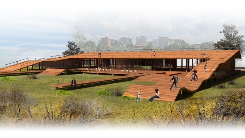 dodofis mimarlık ofisi ytong semt kültür ve sosyal etkinlik evi görsel peyzaj iskelesi landscape