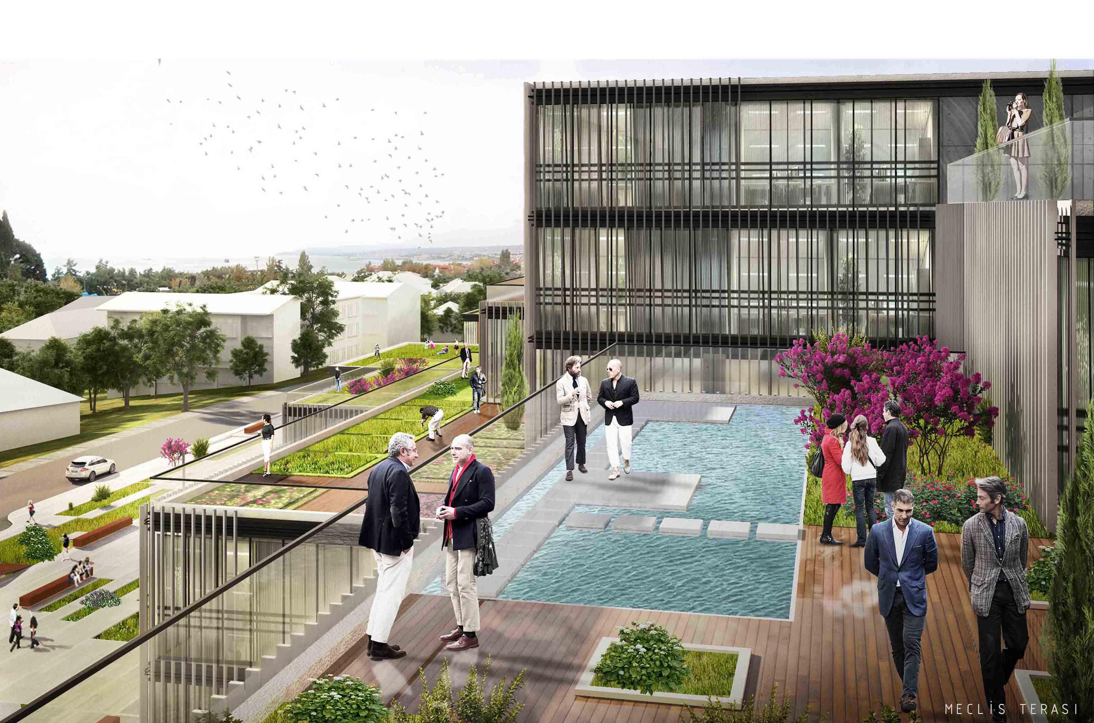 dodofis mimarlık ofisi | süleymanpaşa Belediye Hizmet Binası görsel 4 Municipality Building