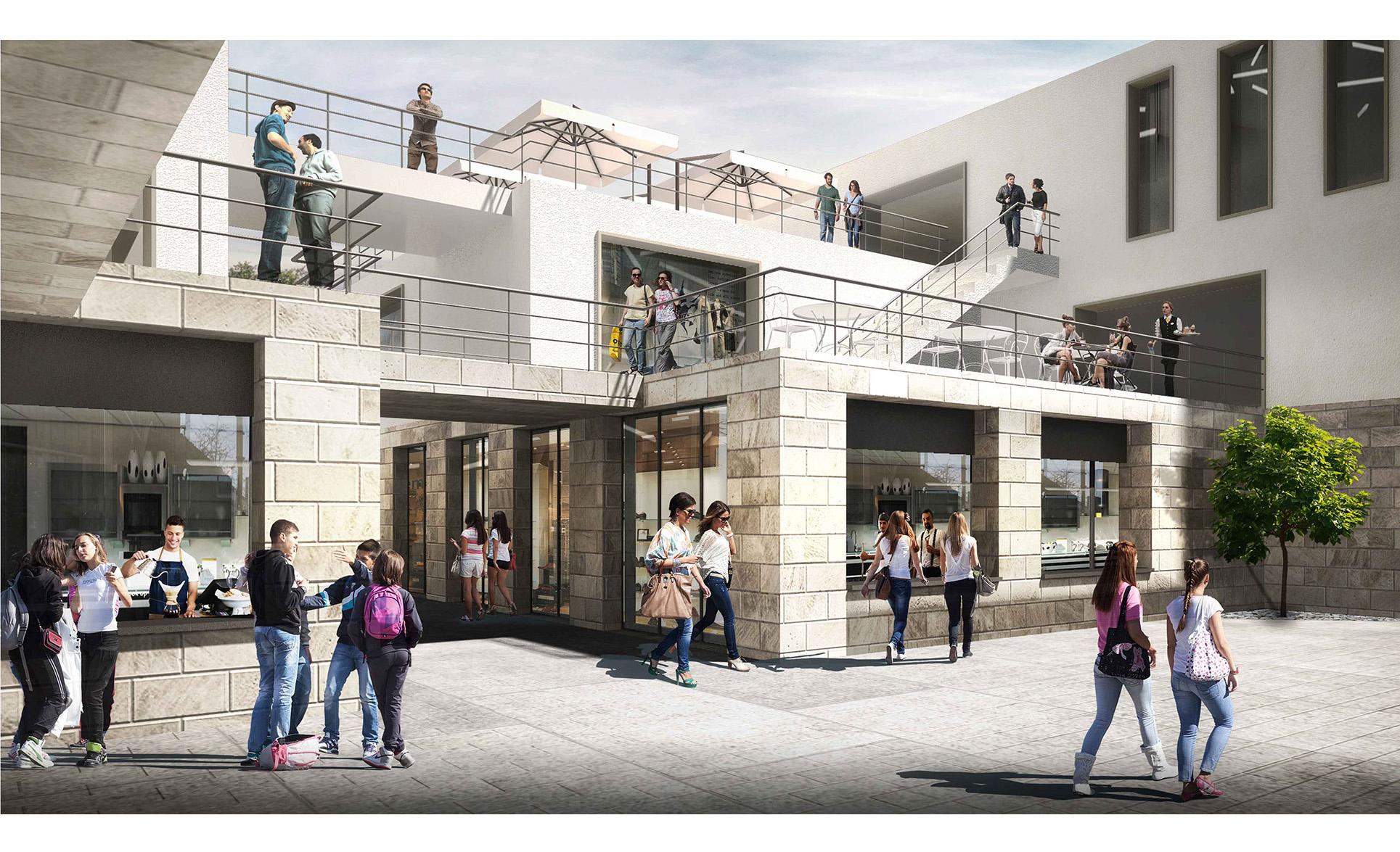 dodofis mimarlık çarşı kültür merkezi 3