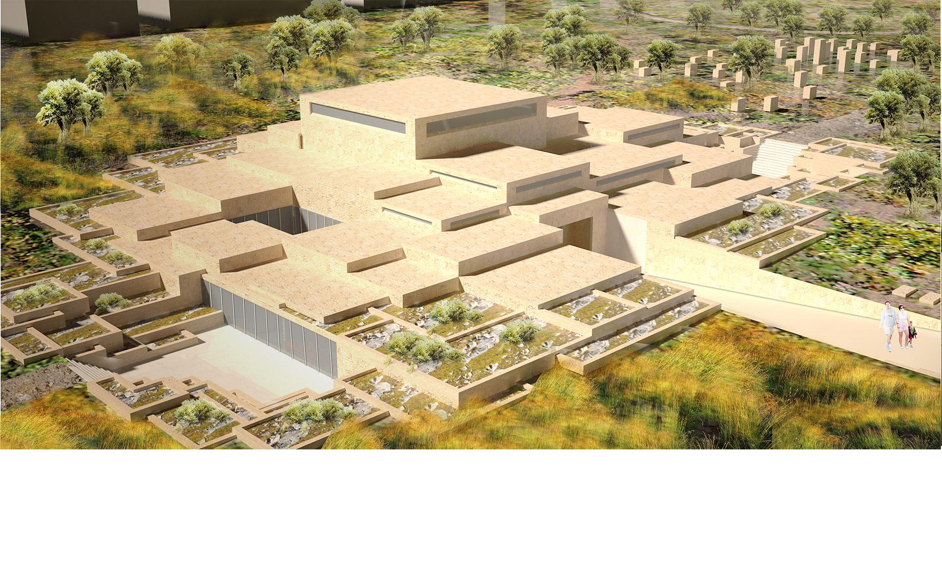 denktaş anıt mozale ve müze