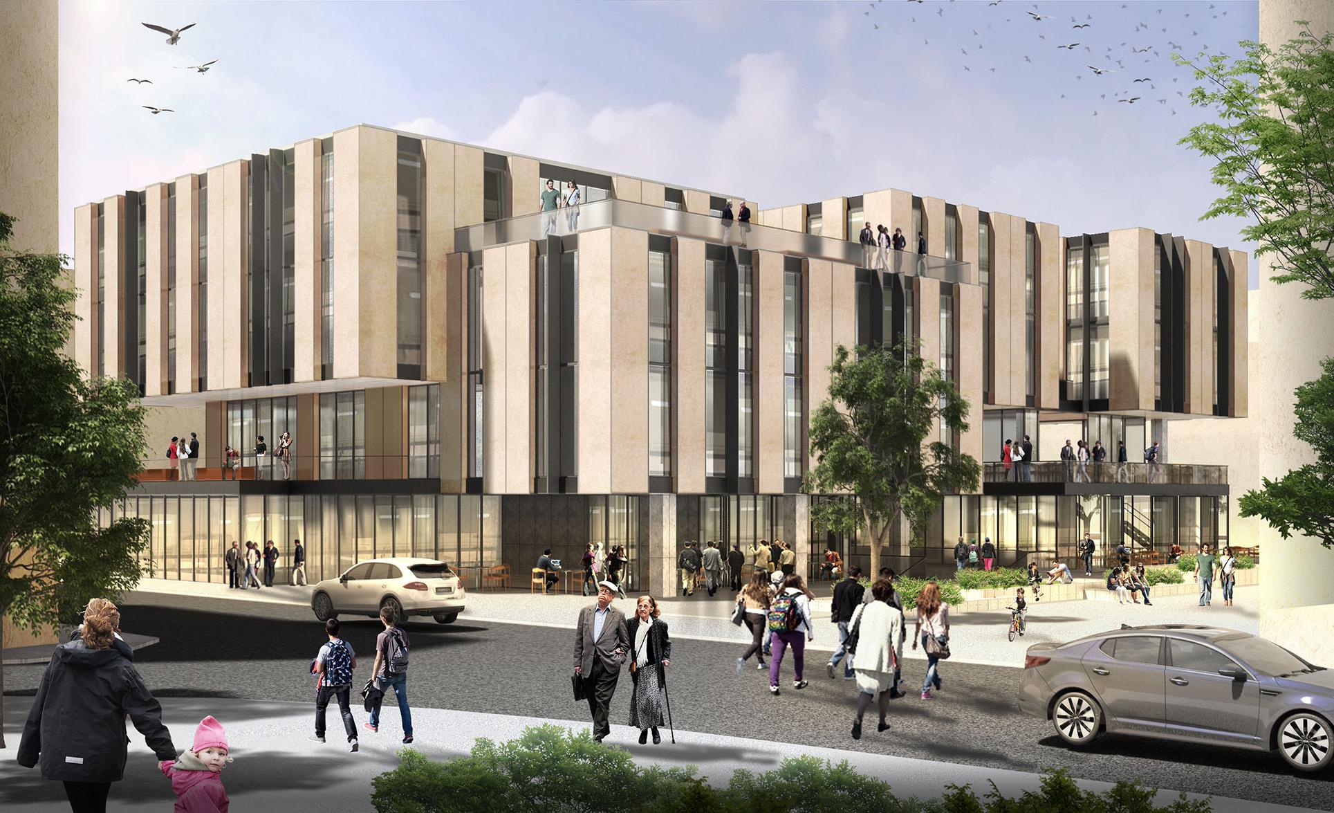 dodofis mimarlık iş merkezi