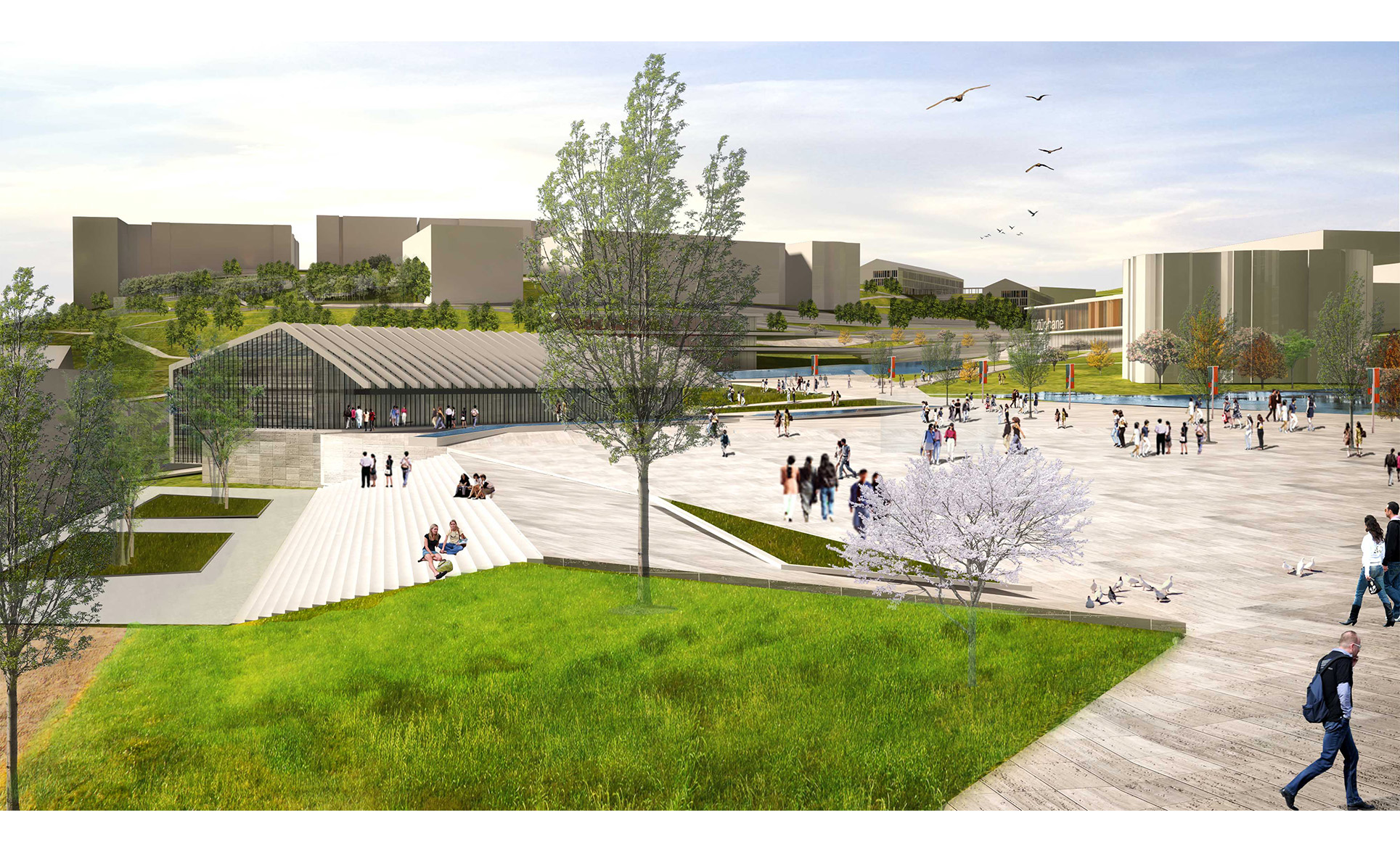 dodofis mimarlık üniversite kentsel tasarım 2
