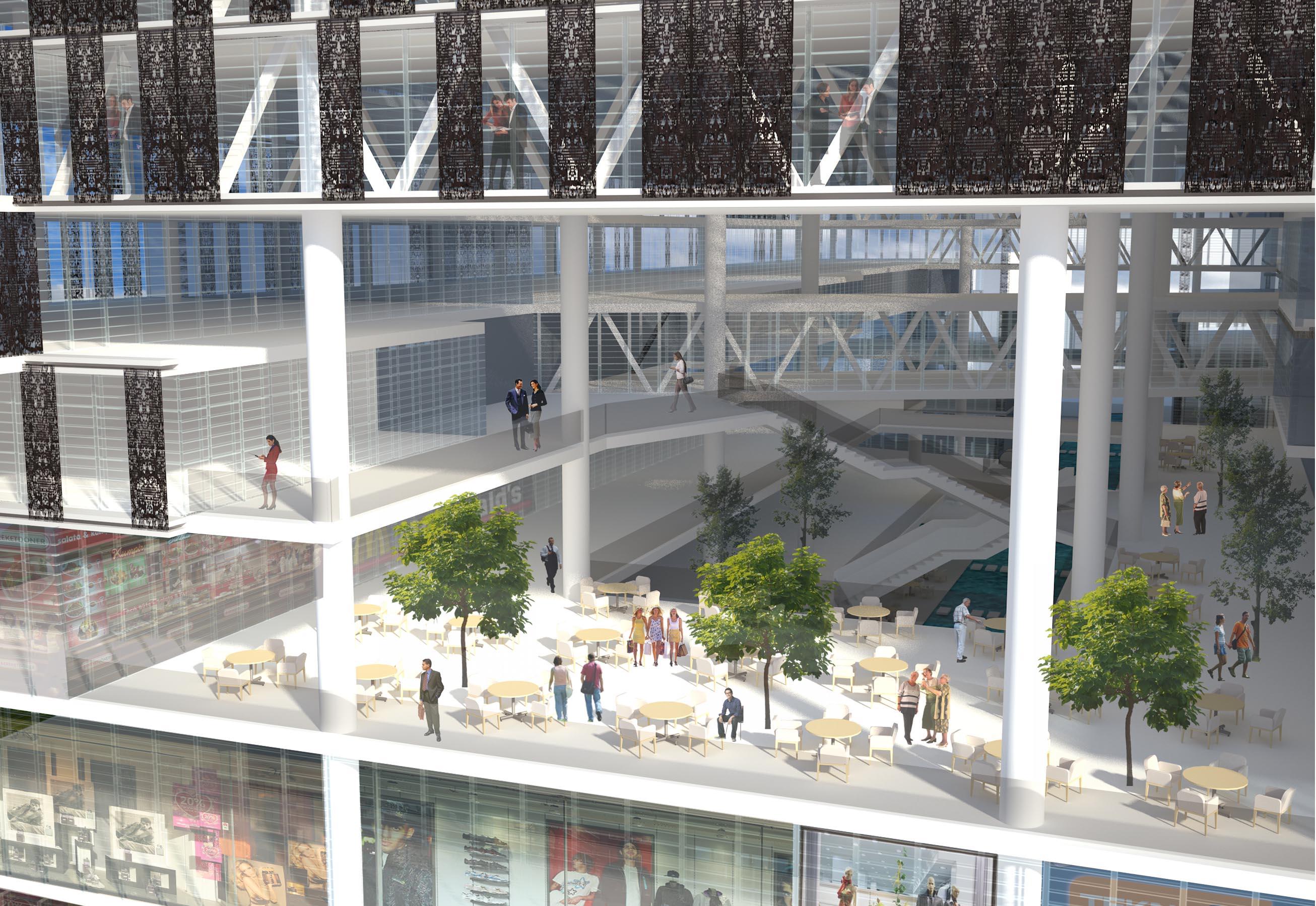 dodofis mimarlık ofis yapısı sanayi ve ticaret odası 02