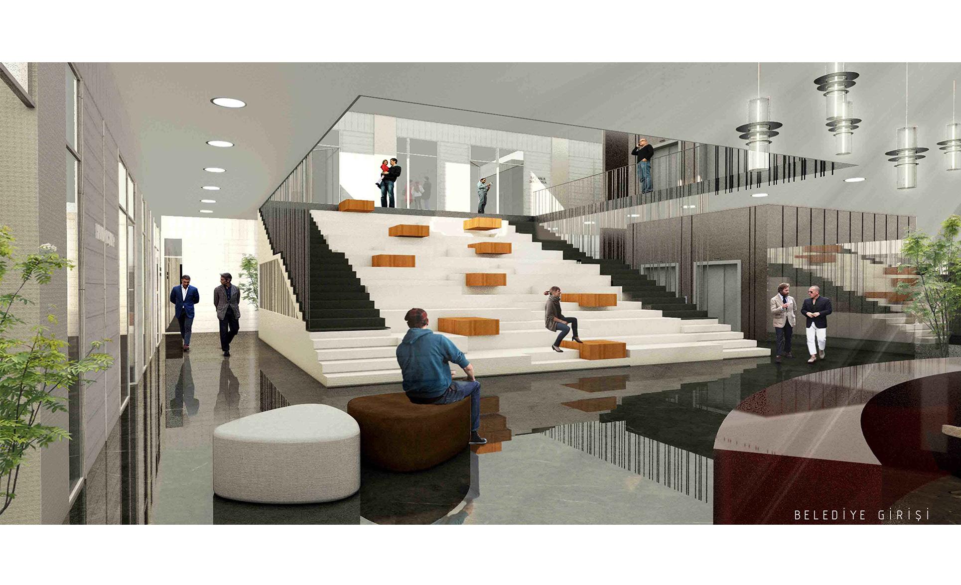 dodofis mimarlık süleymanpaşa belediye binası 05