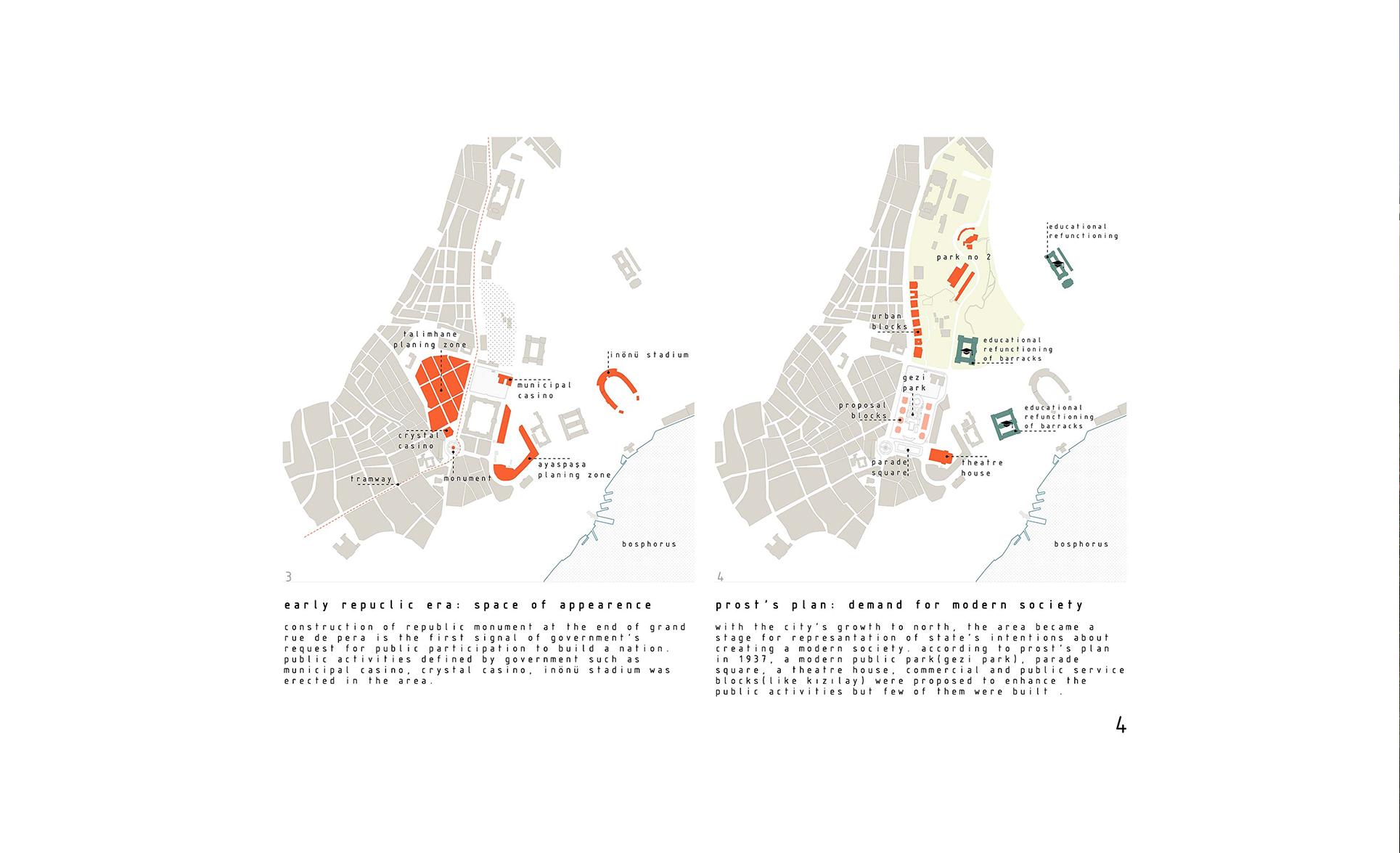 dodofis mimarlık ofisi taksim kentsel yarışması