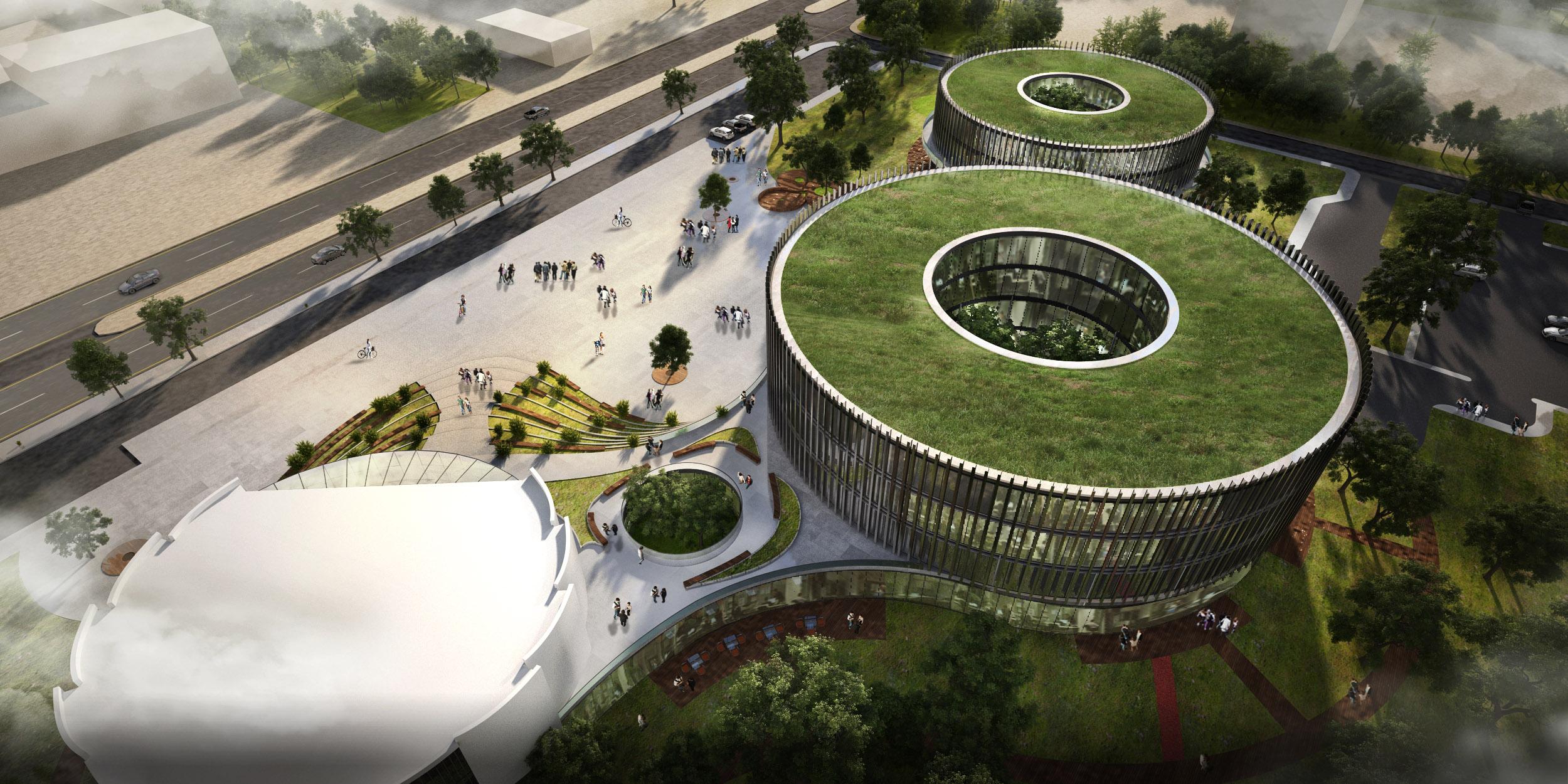 Konya Çevre ve Şehircilik İl Müdürlüğü Ofis Binası