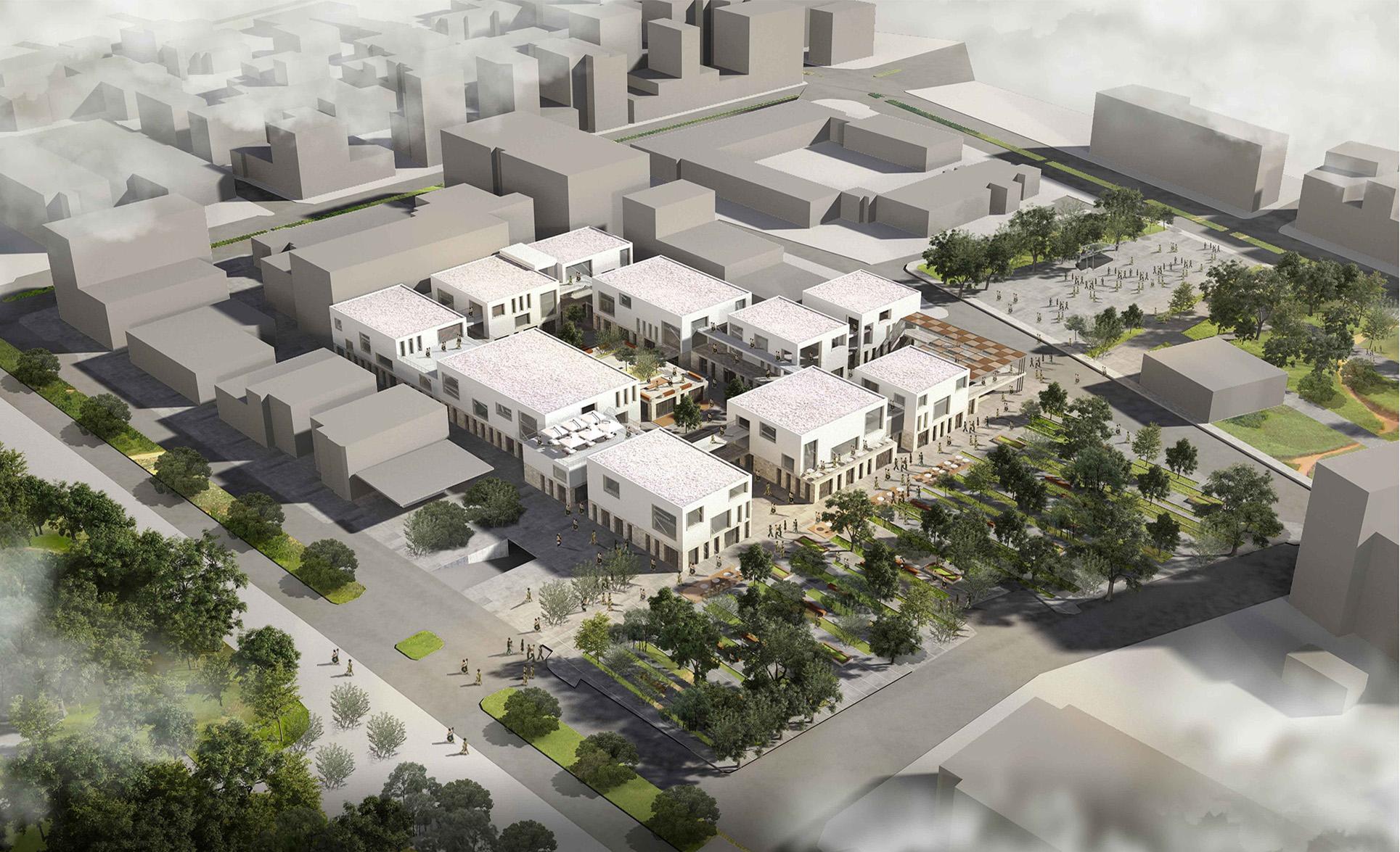 dodofis mimarlık çarşı kültür merkezi 1