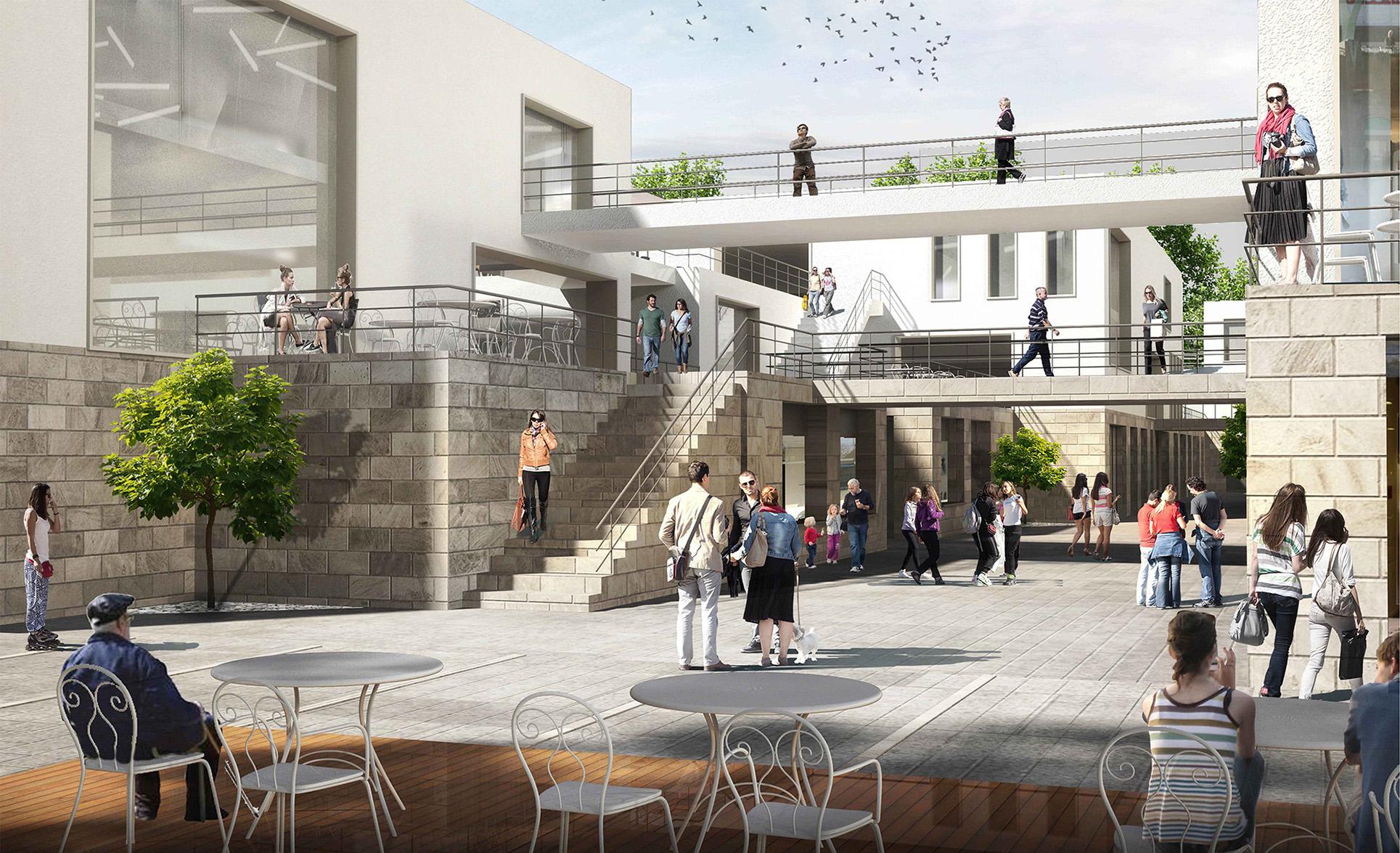 dodofis mimarlık çarşı kültür merkezi 4