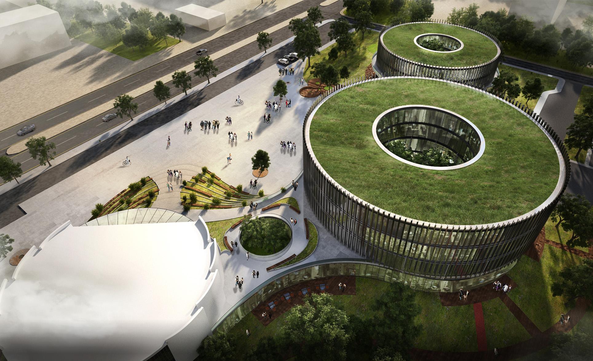 dodofis şehircilik il müdürlüğü ofis binası