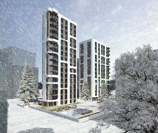 dodofis mimarlık kentsel dönüşüm konut projesi 01