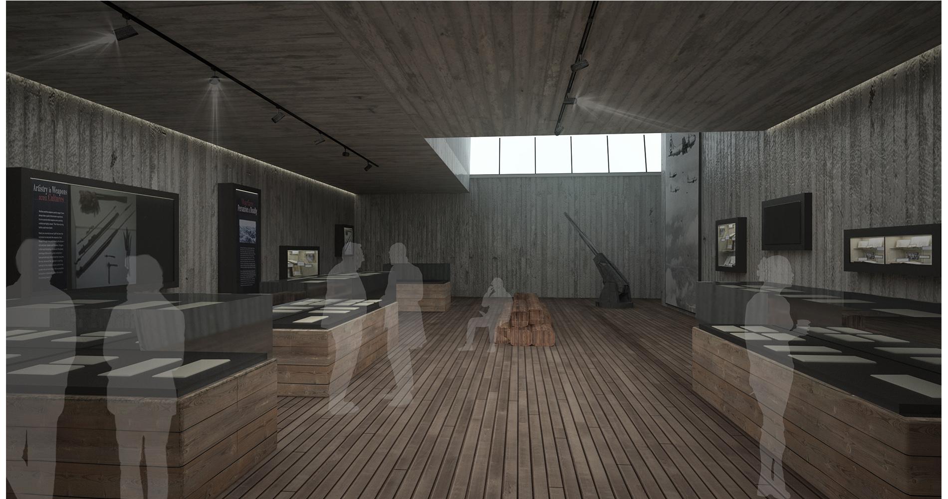 lüleburgaz kore savaşı ziyaretçi merkezi müzesi