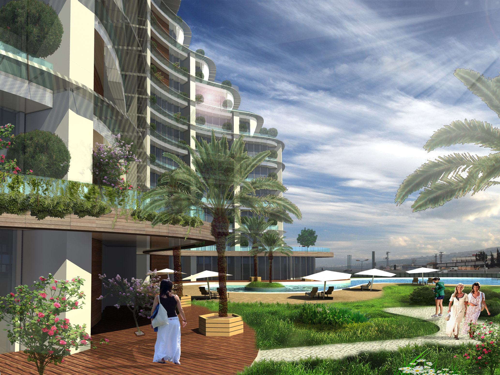 dodofis mimarlık konut projesi 01