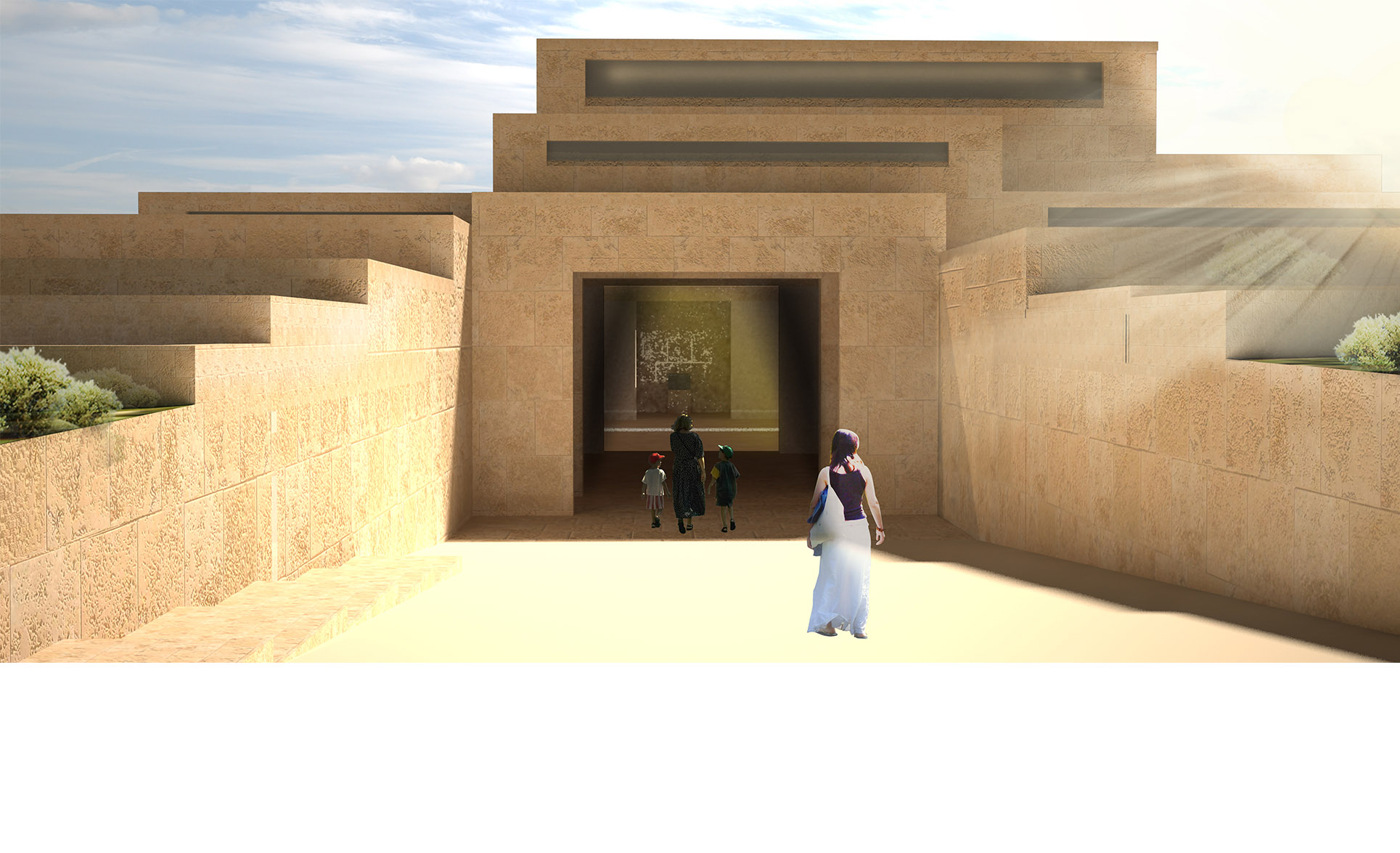 denktaş anıt mozale ve müze 2