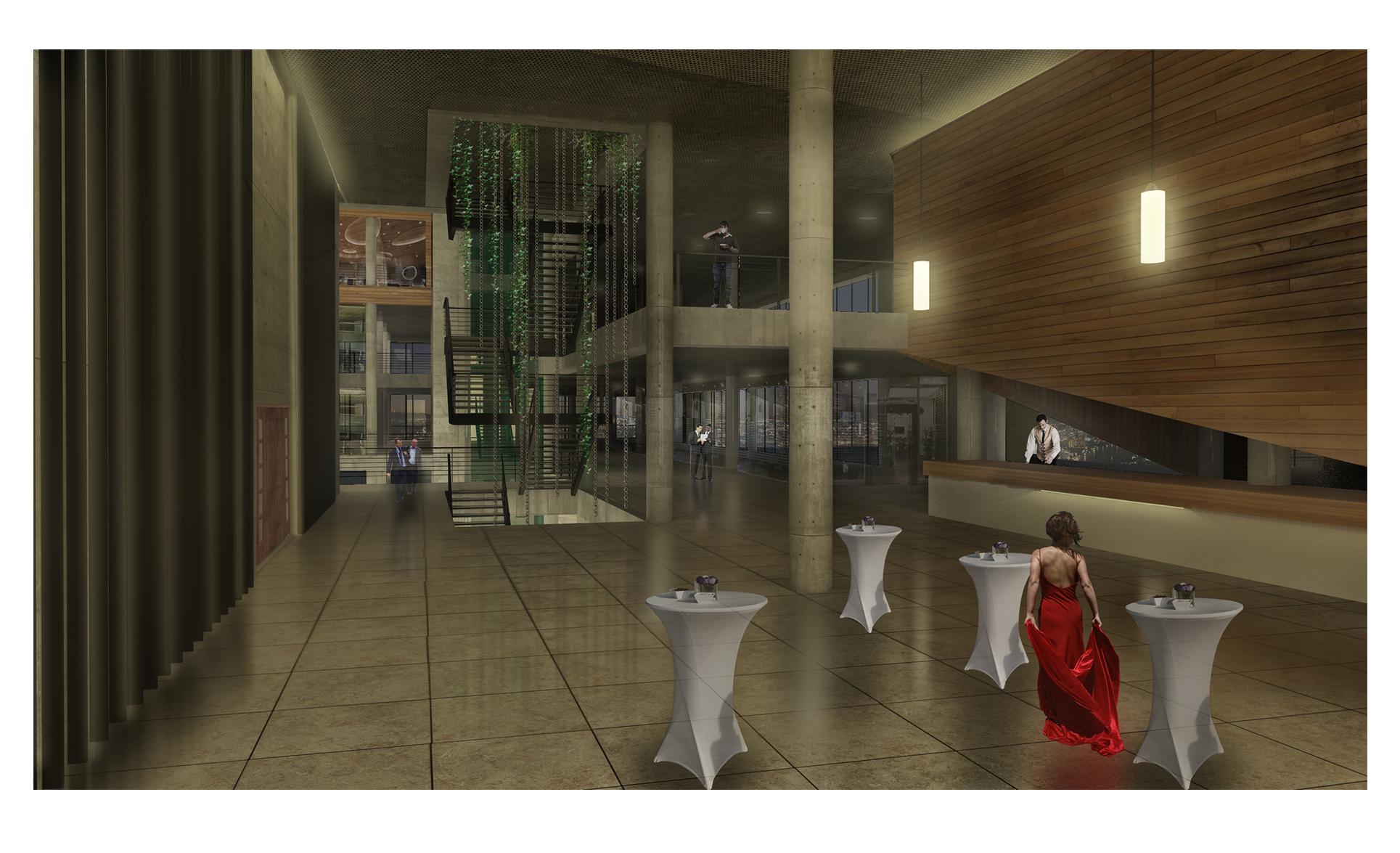 dodofis mimarlık ofis yapısı ticaret odası 3