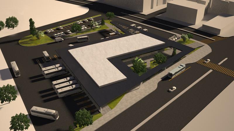 dodofis mimarlık otogar terminal 03