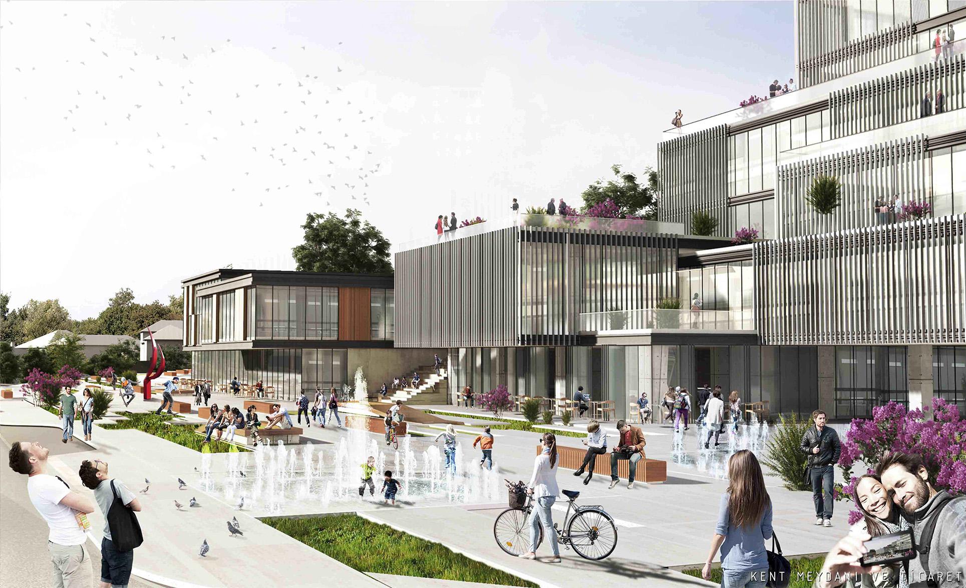 dodofis mimarlık süleymanpaşa belediye binası 01