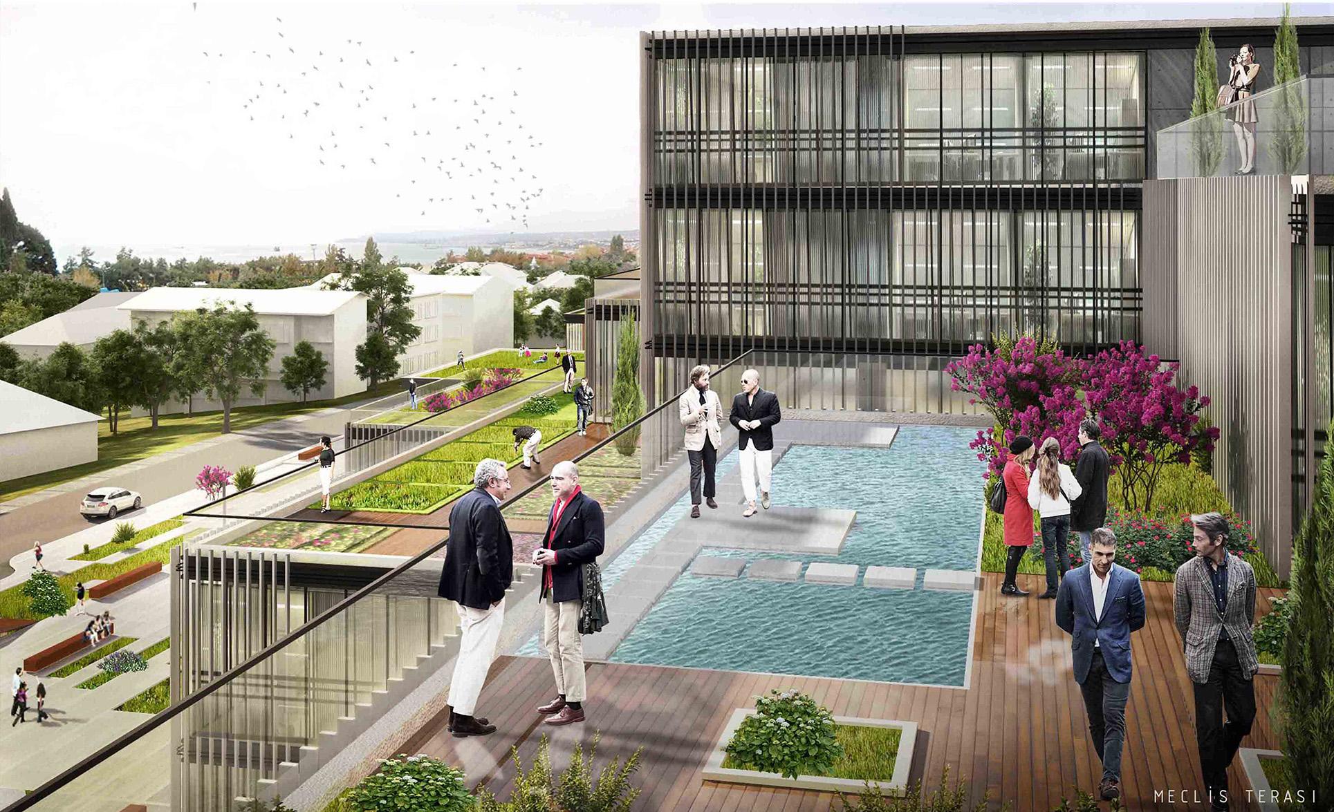 dodofis mimarlık ofis binası