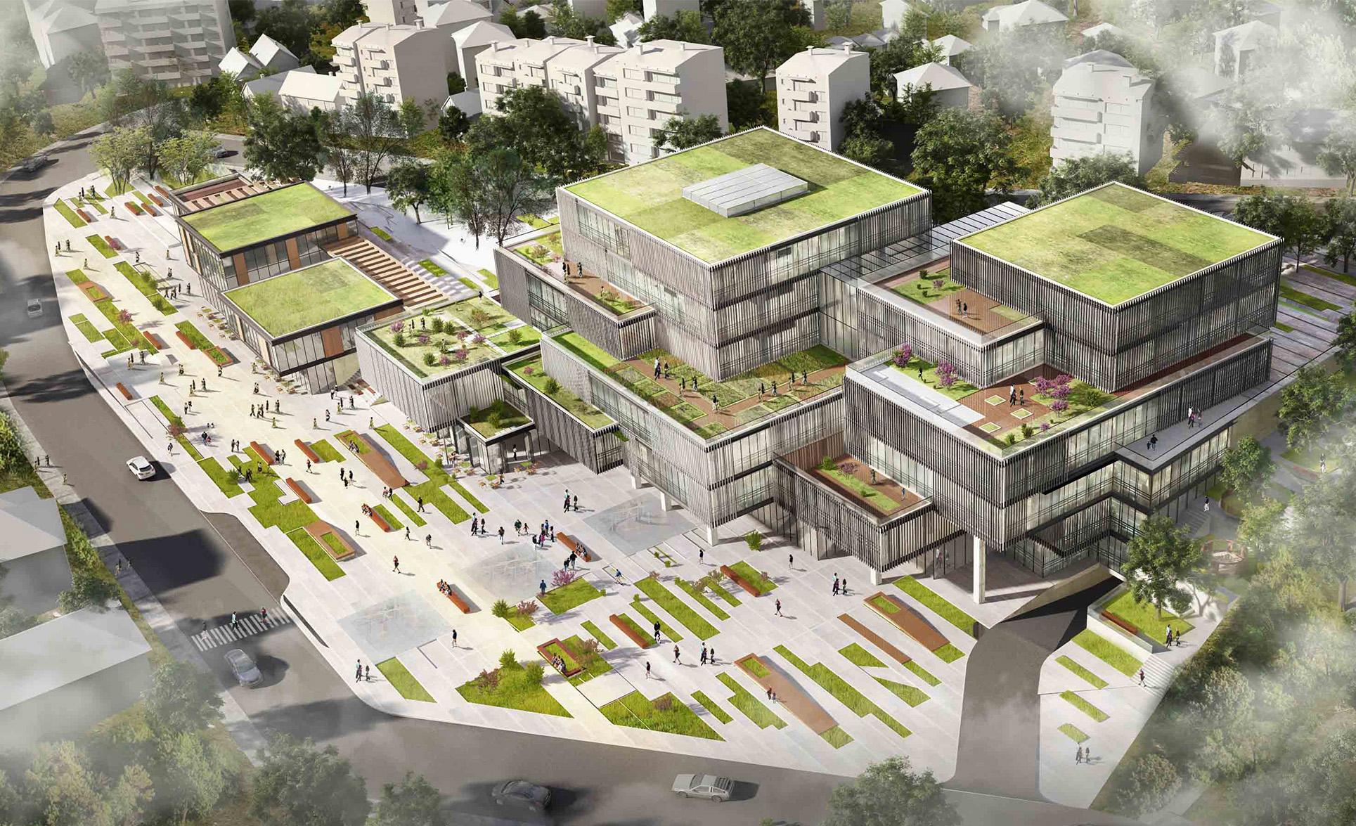 dodofis mimarlık süleymanpaşa belediye binası 06