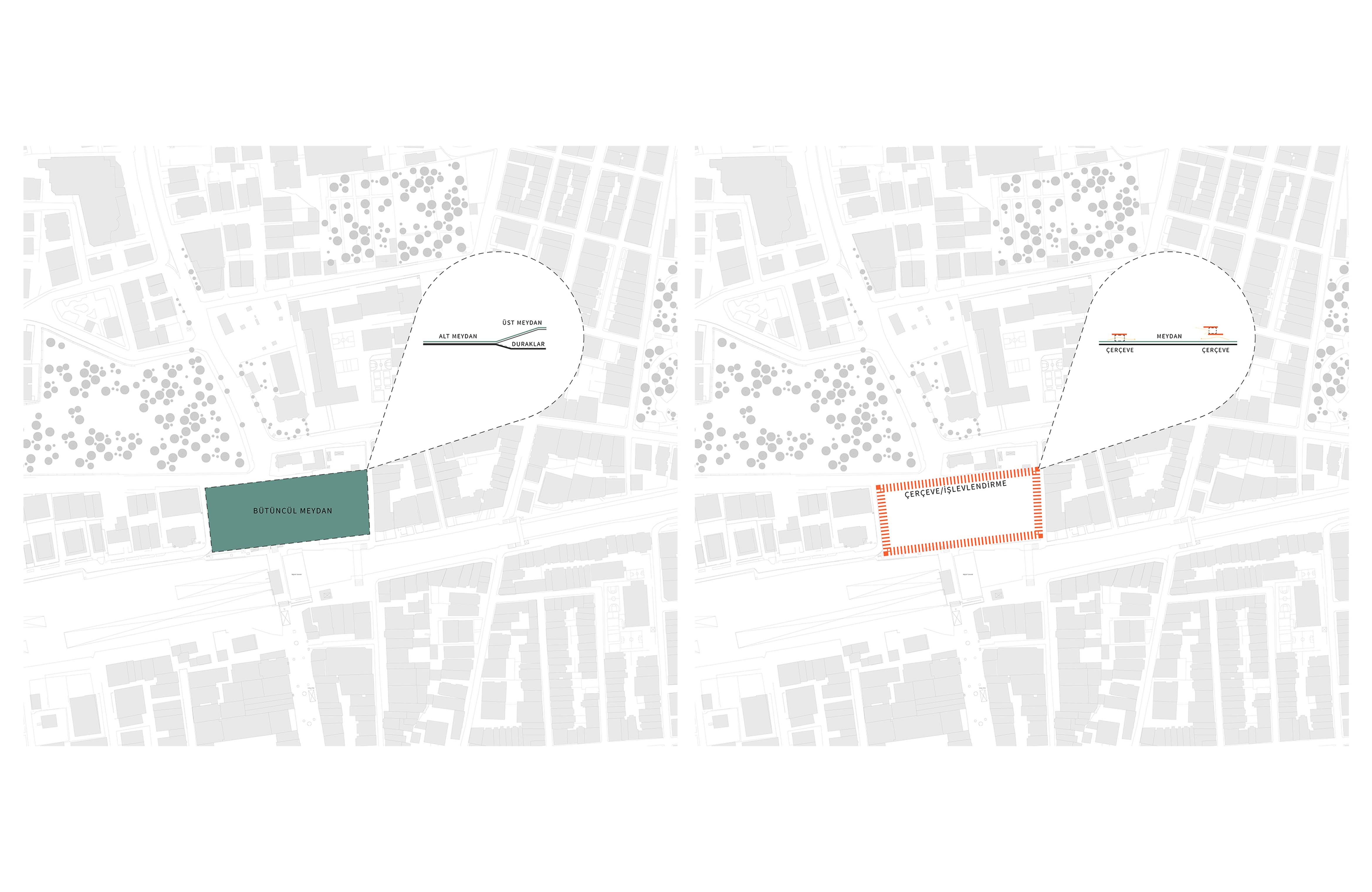 kentsel tasarım yarışması