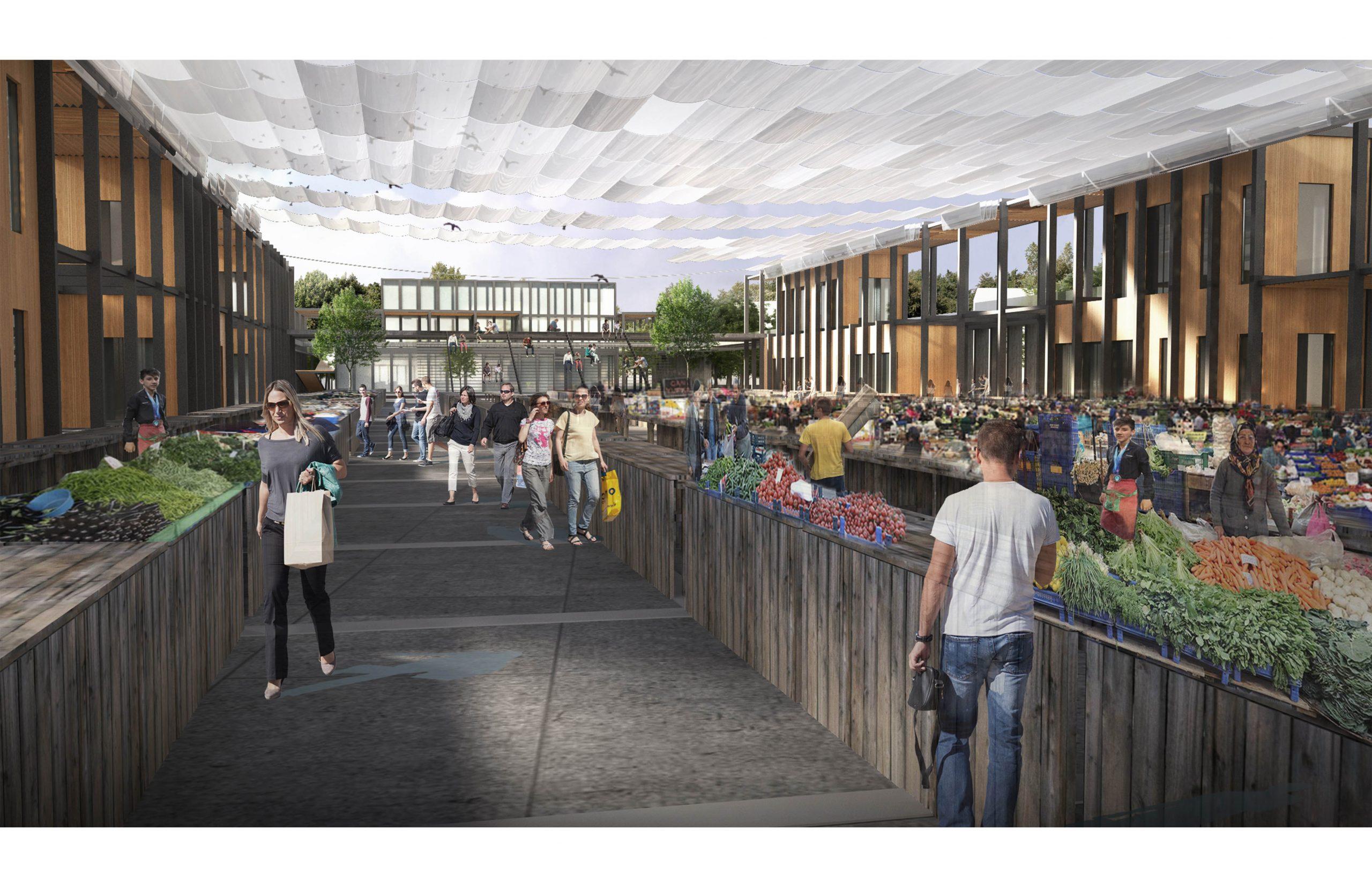 torbalı belediye binası ve kent meydanı yarışması